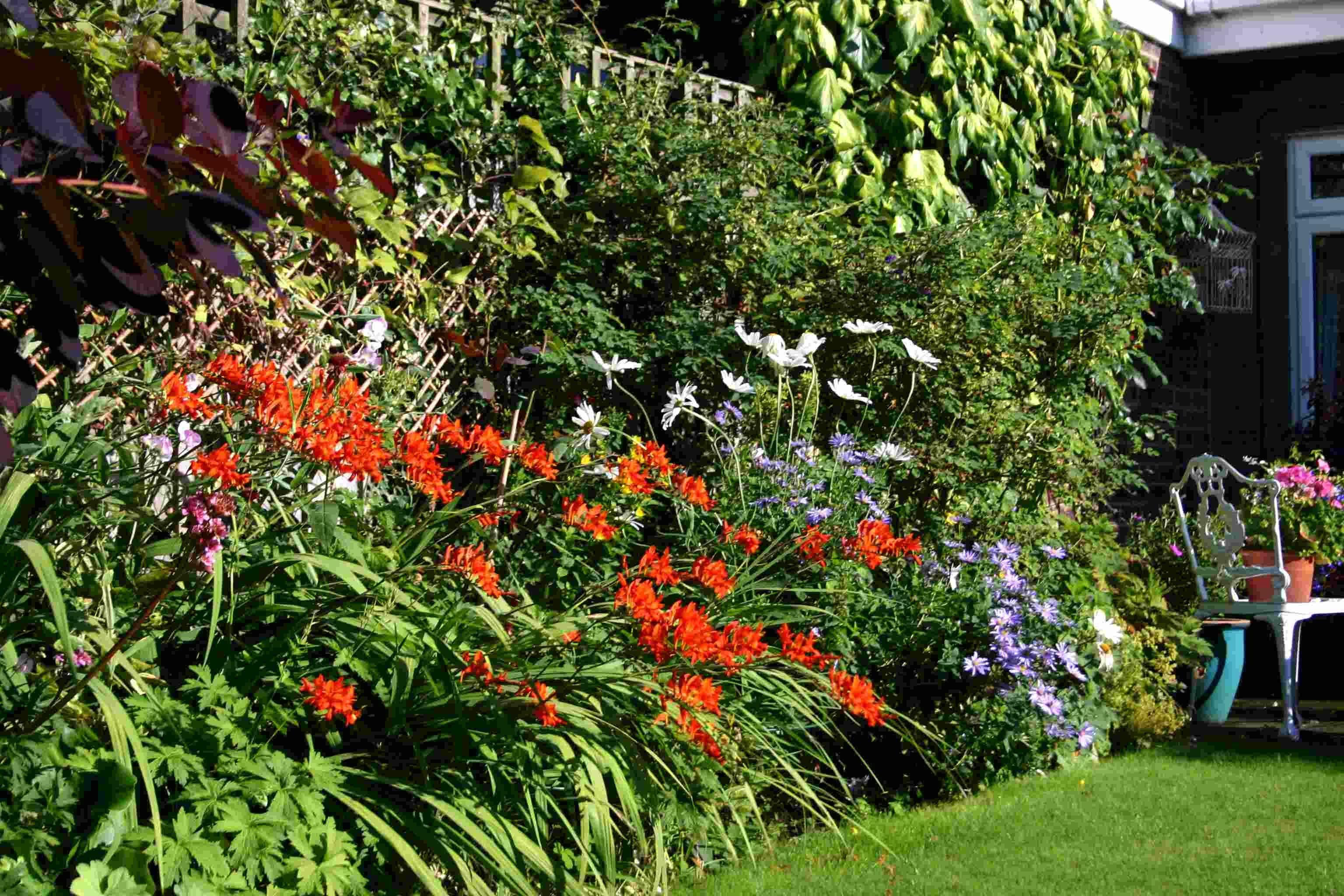 Flower Garden Designs For Zone 9 | Garden Post | ~How Does ... on
