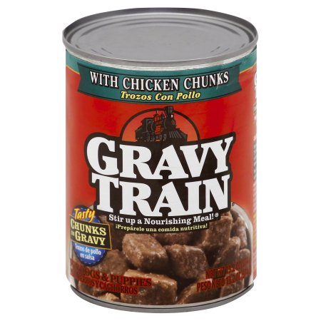 Gravy Train Chunks In Gravy With Chicken Chunks Wet Dog Food 13 2