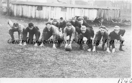 Fredericksburg High School 1920 Football Team Fredericksburg Virginia Fredericksburg Vintage Pictures