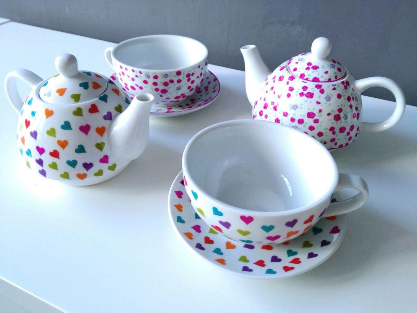 Tu momentazo de desayuno se merece unas bonitas tazas for Tazas para desayuno