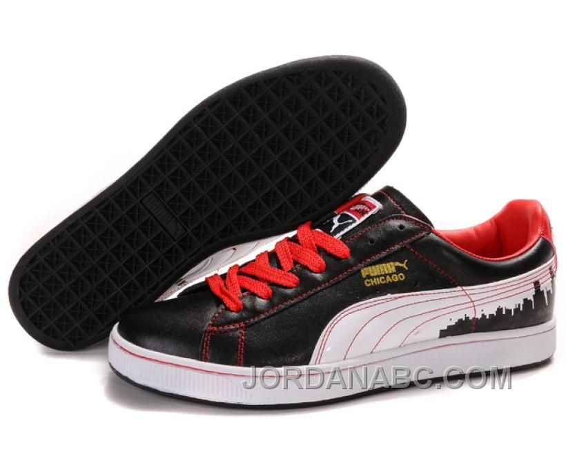 8ab8a6bddaa5 Now Buy For Sale Mens Puma City Series Black White Red Save Up From Outlet  Store at Footlocker.