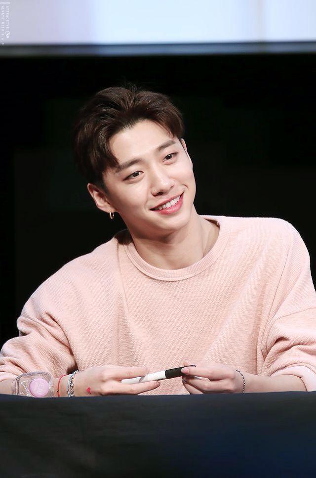 That smile  BAP Bang Yongguk Kpop