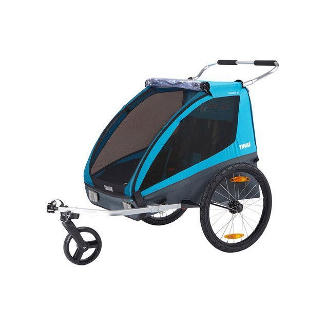 Coaster Xt Trailer Bike Trailer Stroller Bike Trailer Thule Bike