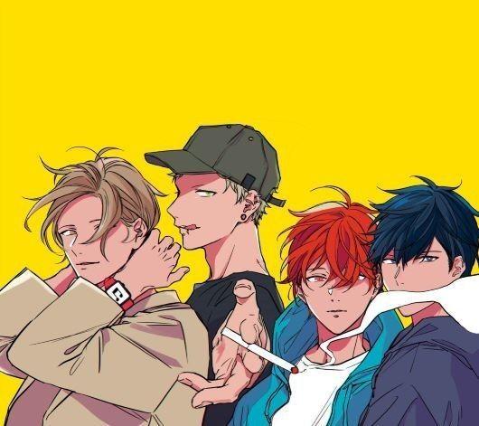 Pin By Natalia Aksjdja On Given In 2020 Anime Films Anime Music Videos Aesthetic Anime