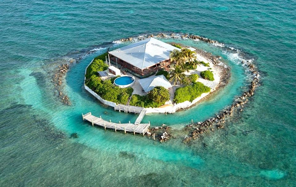 Private island on sale by marvin arrieta travel pinterest Small islands around the world