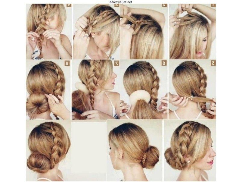 Frisuren zum dirndl mit anleitung