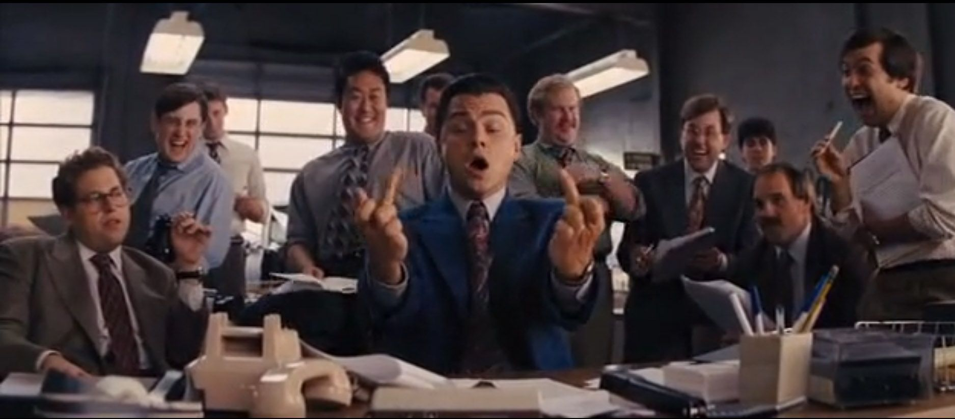 the wolf of wall street yes of course you can trust me on the wolf of wall street id=16281