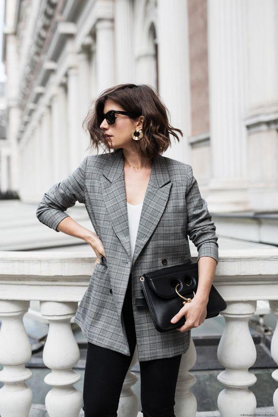 new concept d484f dc324 giacca doppiopetto consulente di immagine | Outfit Autunno ...
