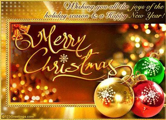 To all and enkoy your family and friends. .