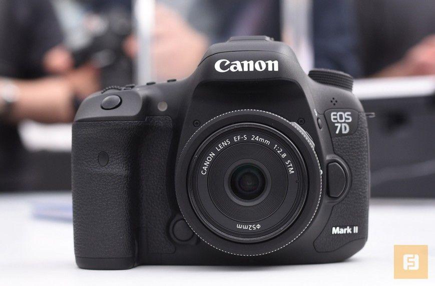 Photokina 2014. First look at the Canon EOS 7D Mark II