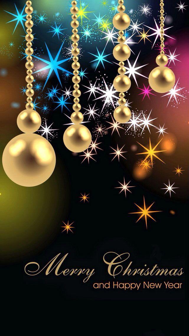 iPhone Wallpaper - Merry Christmas u0026 Happy New Year tjn