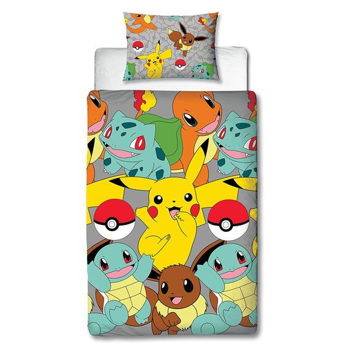 Funda nordica Pokemon reversible | pokemon | Pinterest
