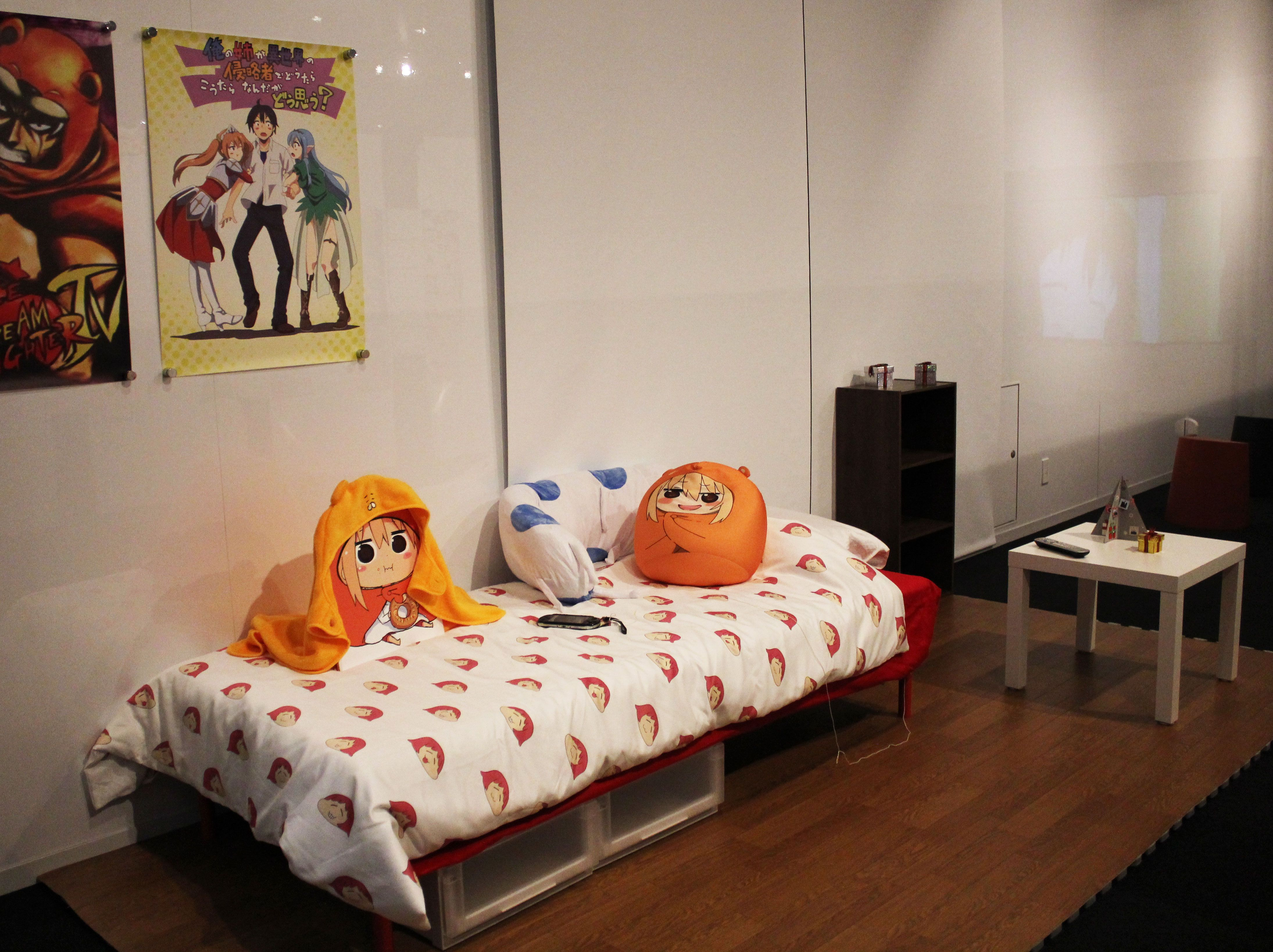 Ever wonder what umaruchans room would look like in real