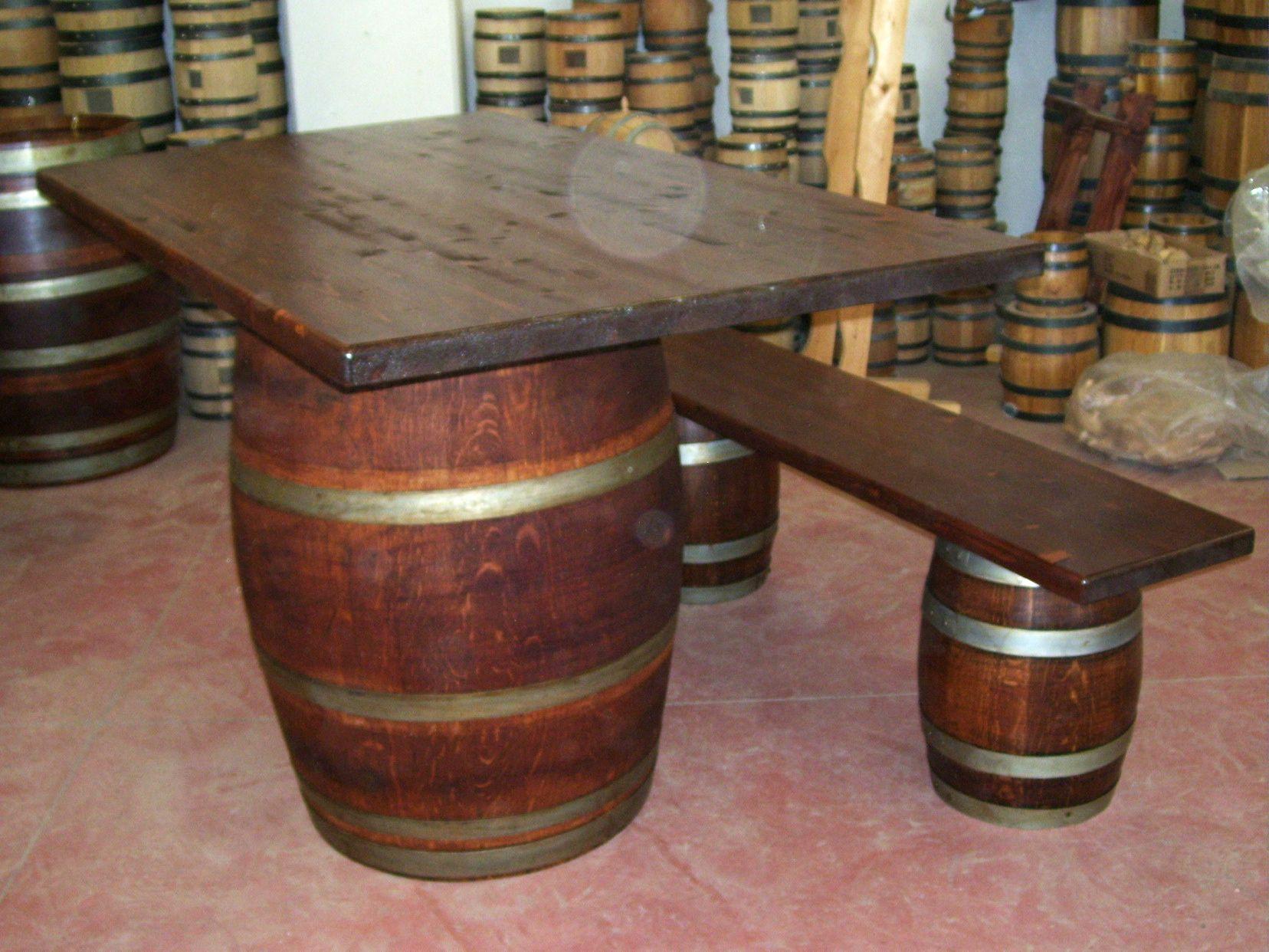1285 Tavolo da birreria e osteria da 1,5 metri con