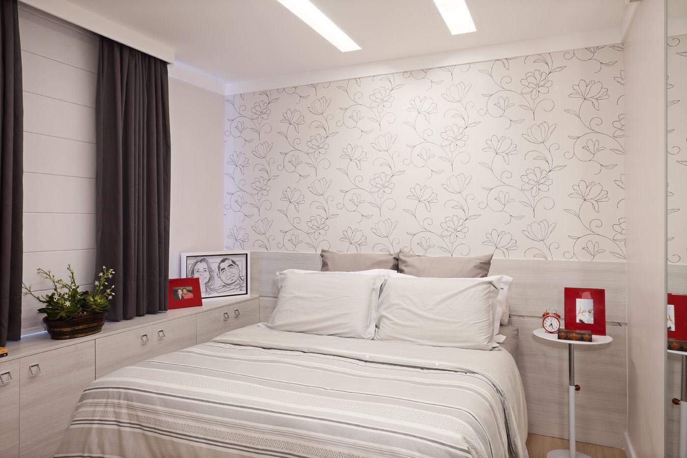 Top Confira nossa seleção com 50 fotos de quartos de casal pequenos e  AK72