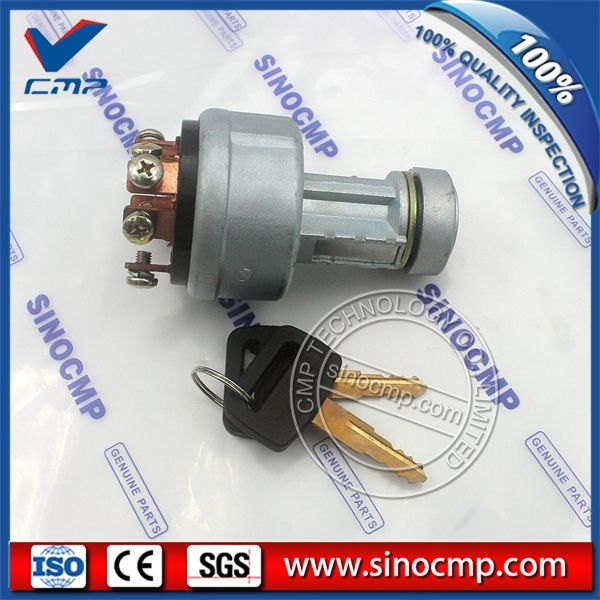 Komatsu Ignition Switch Wiring Diagram