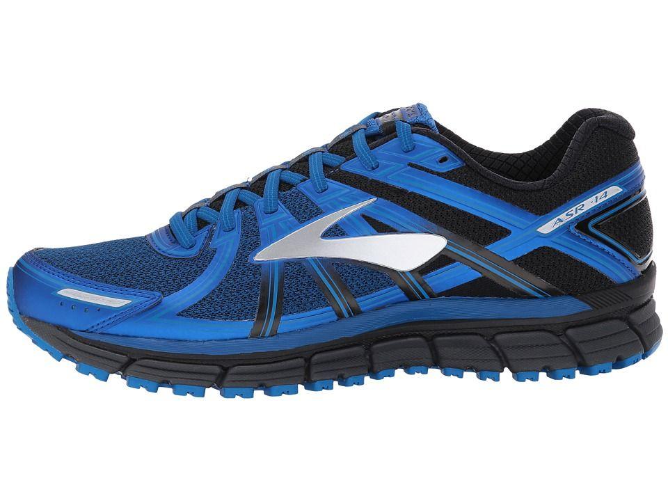 official shop outlet store classic shoes Brooks Adrenaline ASR 14 Men's Running Shoes Black/Ebony/Lapis ...