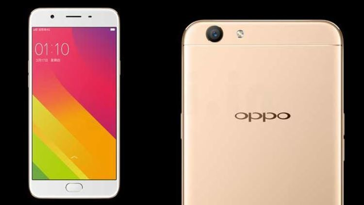 Oppo A59 is a new smartphone from the china mobile company