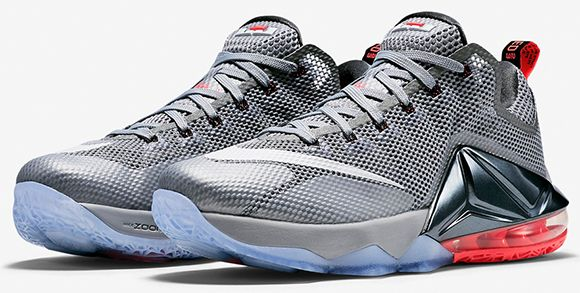 buy online d210b d71cd The Nike LeBron 12 Low HOT LAVA release date is officially set.