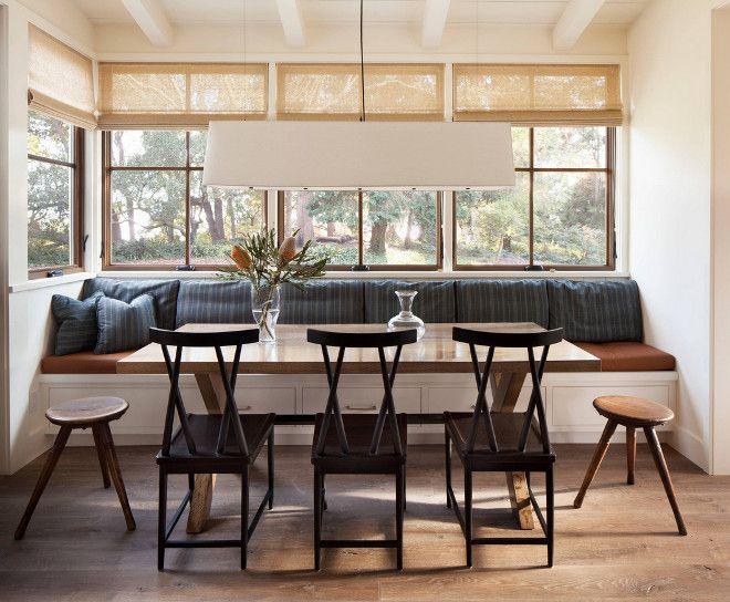 Modern Farmhouse Banquette Modern Farmhouse Banquette Modern