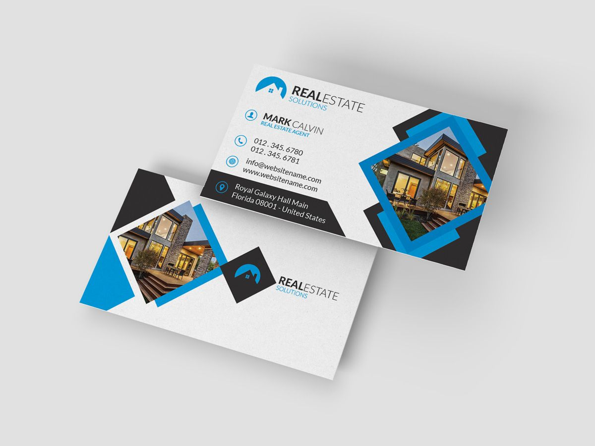 Real Estate Business Card 37 - http://graphicpick.com/downloads/real ...