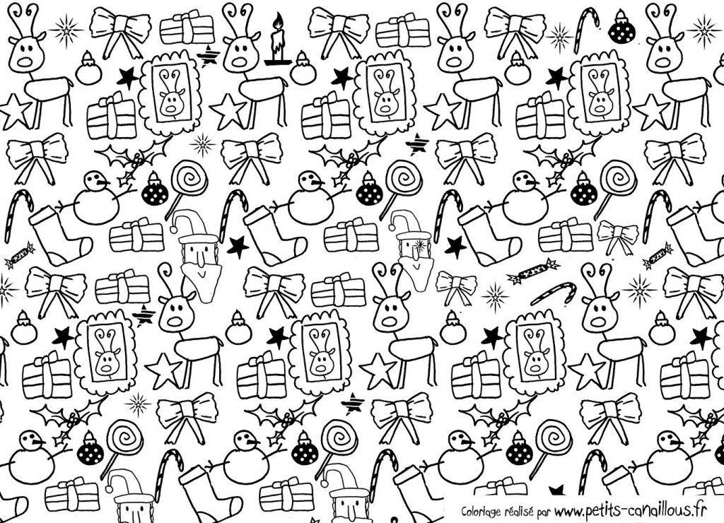 coloriage pour enfant coloriage nol imprimer gratuitement pre nol rennes bonhomme - Coloriage Noel