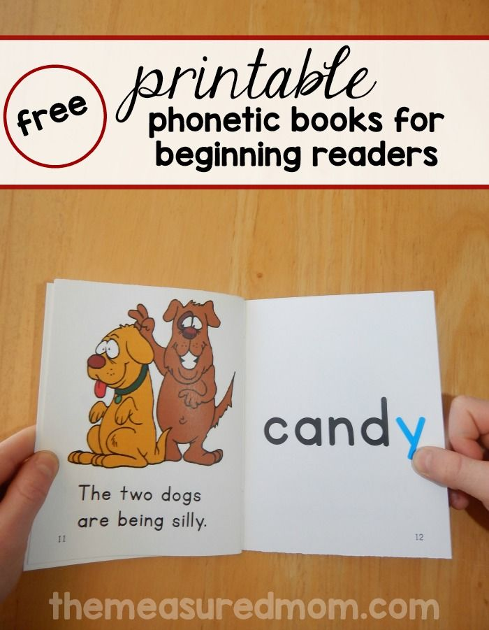 Free Phonics Books | Phonics books, Phonics and Pre-school