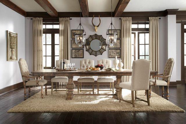Dining room / Entry. | Creek Meadow Estates Model Homes ...