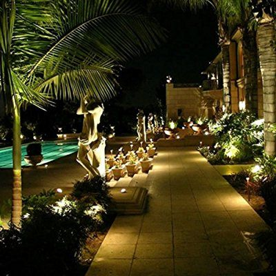 Iswees Bright Outdoor Lamp Garden Decor Lights 5w Cob Led Landscape Driveway Stairs Wall Yard Path Lighti Outdoor Garden Decor 12v Garden Lights Outdoor Garden