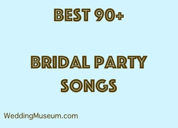 bridal party dance songs best 100 list 2017 bridal parties