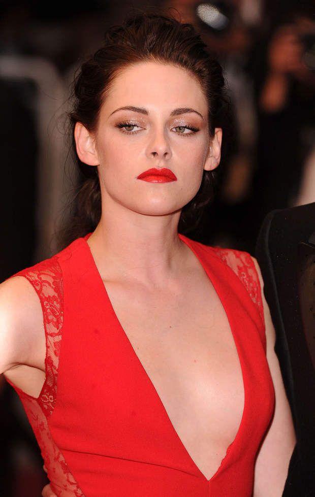 Attention Kristen Commence A Voir Rouge Kristen Stewart Hair