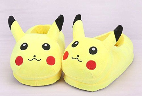 Pokemon Pikachu Soft Stuffed Animal Plush Comfortable Sli...