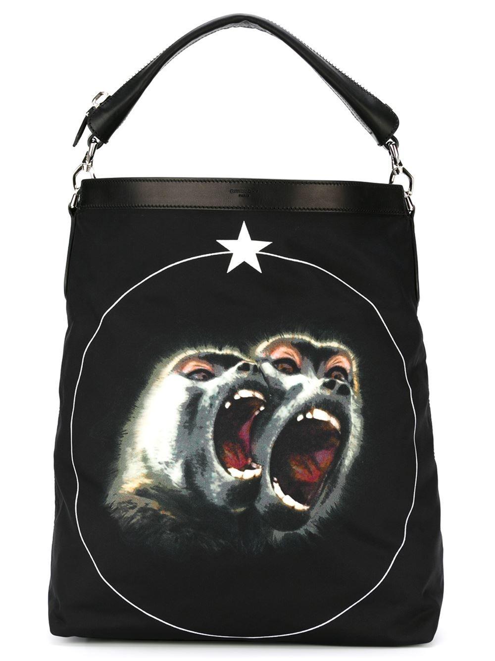 b61bdade357b Givenchy Monkey Brothers shoulder bag 1590 EUR    2190. 38x44x15 cm. 15 Jan  2017 on sale at Lidaishopping was 1303.28 EUR
