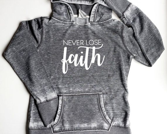 bea1ce54c Christian Hoodies for Women Pullover Hoodies Mom Birthday Gifts for Sister  Cute Hoodies Gray Hoodie