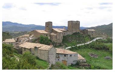 Castillo De Arres Huesca Castillos España Fortificaciones