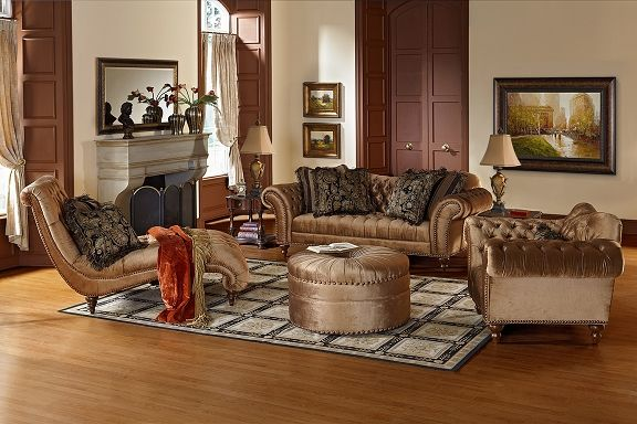 Family Room #VCFisSweet VCF Sweet Moves Pinterest - farbideen wohnzimmer braun