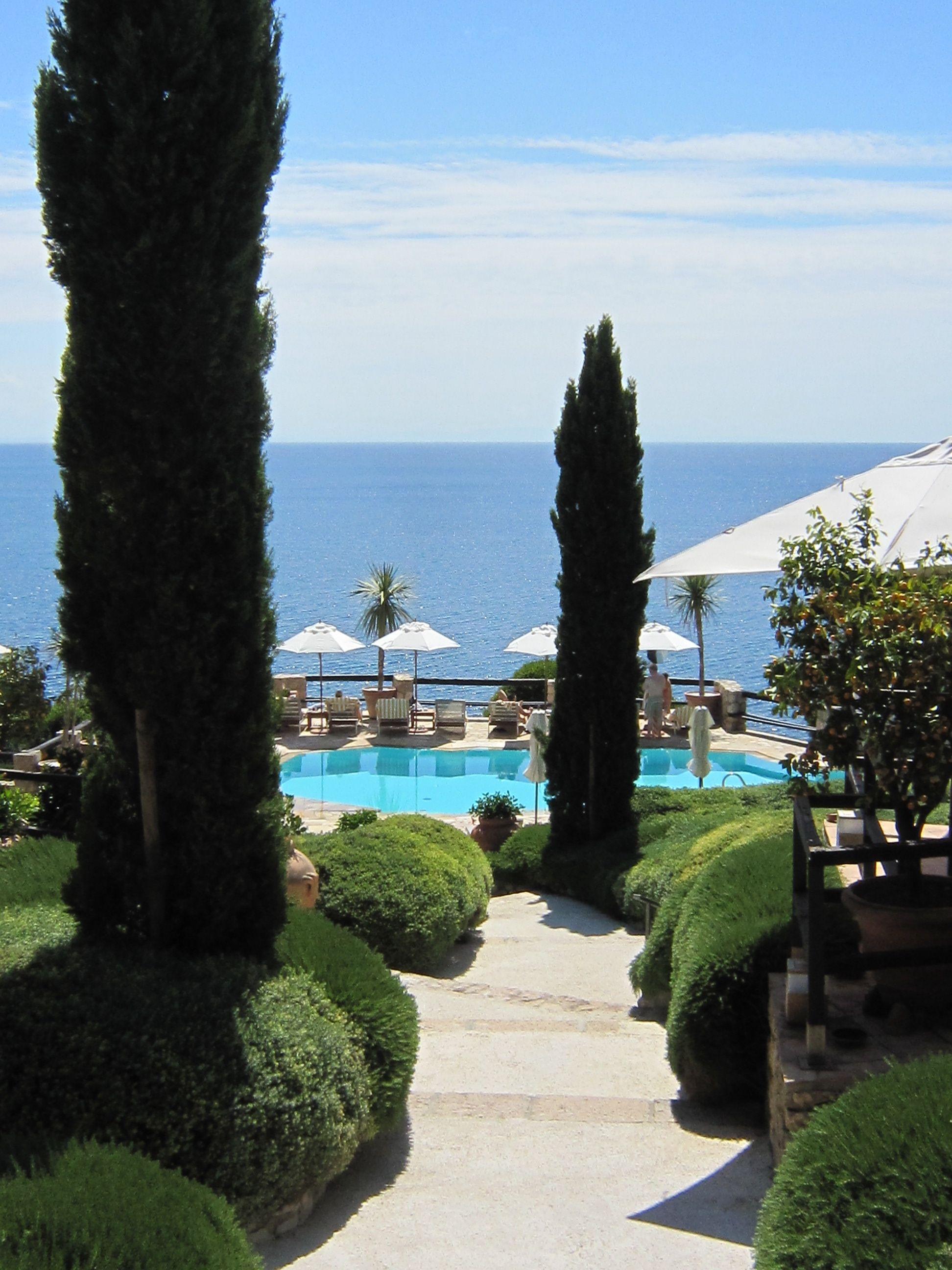 Hotel IL Pellicano  ༺✿   Porto Ercole, Tuscany, Italy.