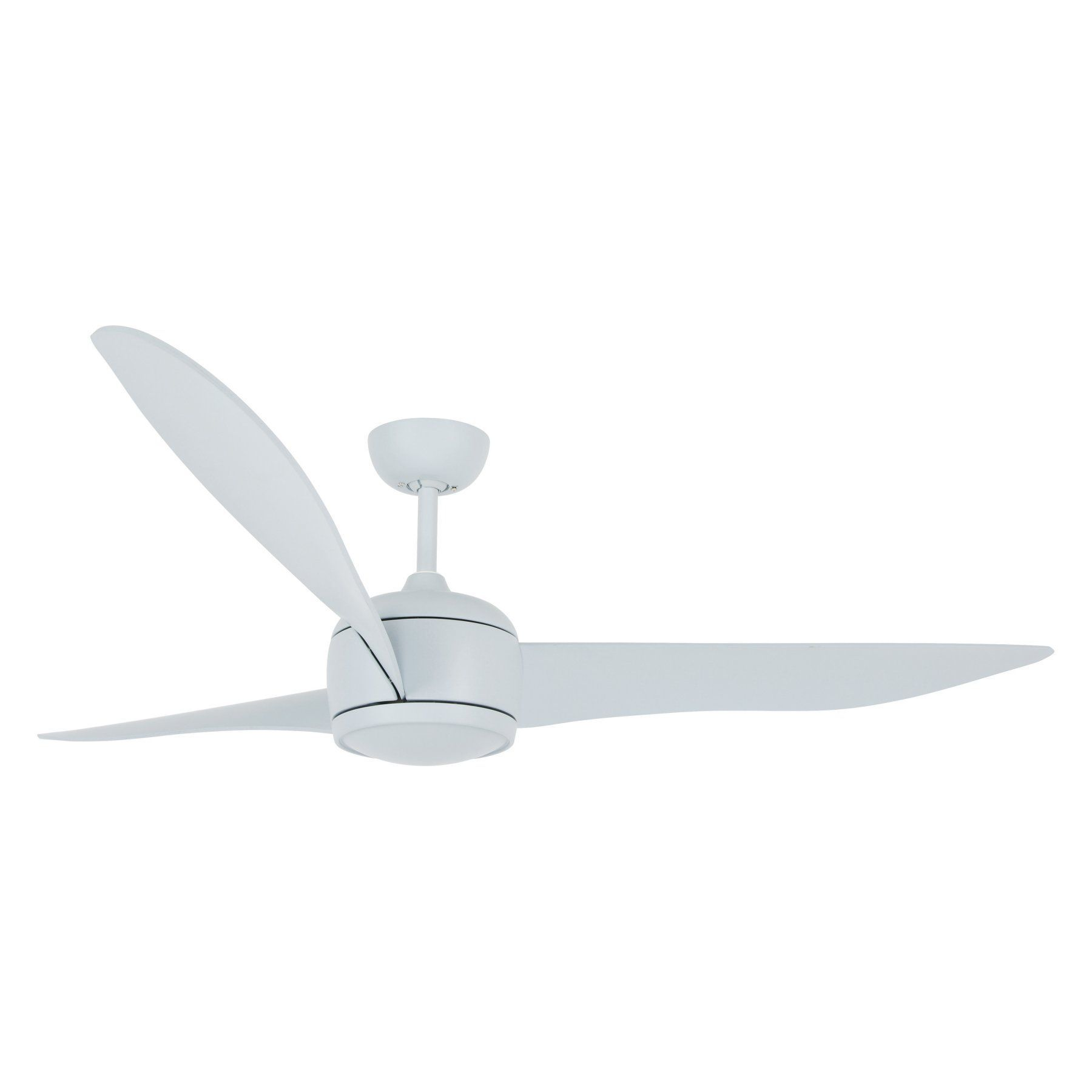 Lucci Air Nordic 56 in Indoor Ceiling Fan with Remote Control