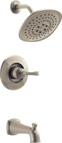 Delta Arabella 1 Handle Tub And Shower Faucet Featuring