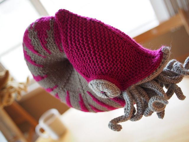 Nautilidae pattern by hansi singh ravelry patterns and crochet dolls fandeluxe Choice Image