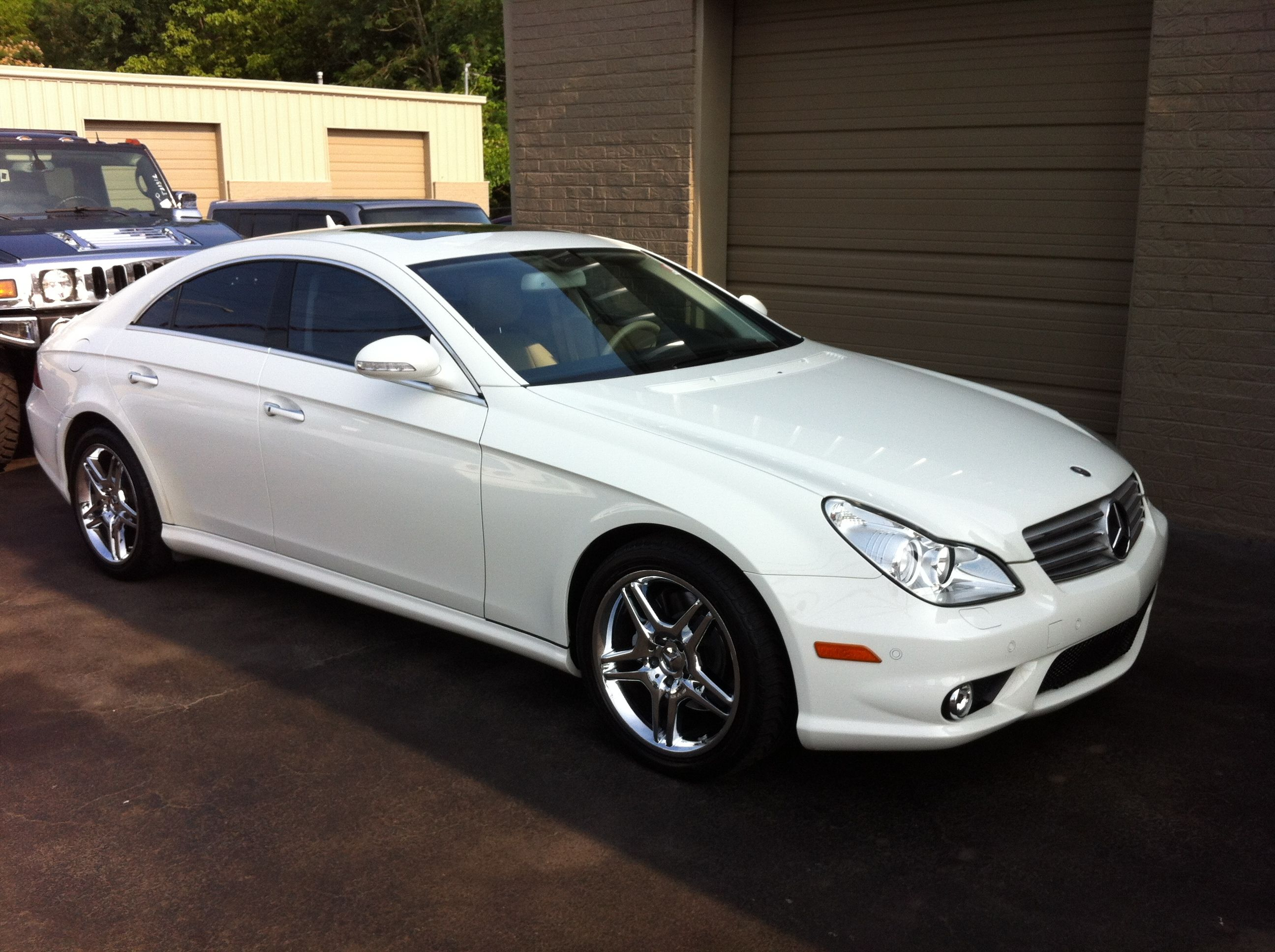 2008 mercedes benz cls550 you will be mine