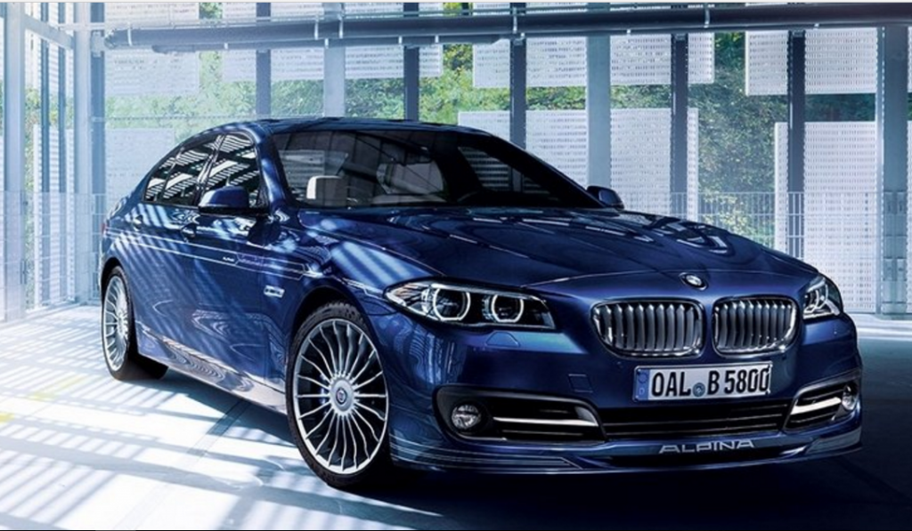 2018 BMW Alpina b5 Specs And Release Date