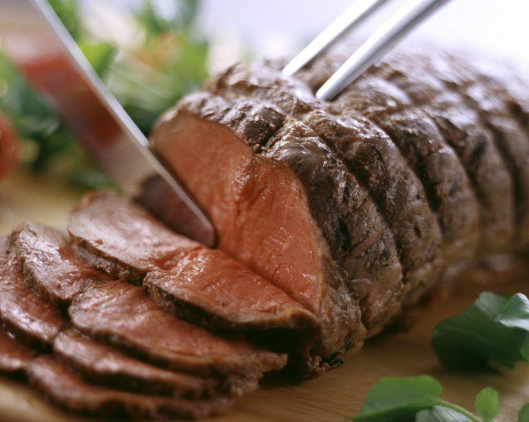 Receta De Roast Beef Al Horno Delicioso Y Muy Fácil De Hacer Unareceta Receta Carne De Res Al Horno Recetas De Carne Al Horno Carne Al Horno