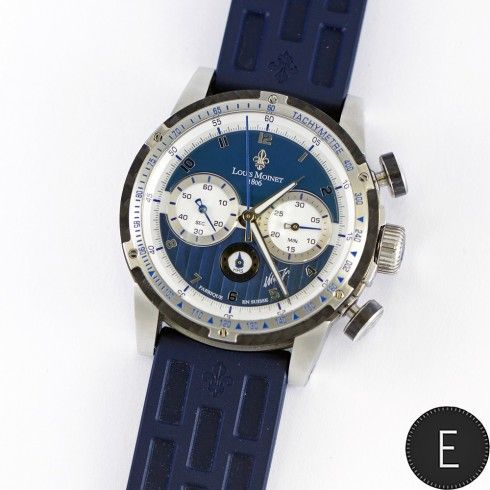 Feeling nostalgic. Angus Davies reviews the Louis Moinet Nelson Piquet Chronograph, a watch incorporating a plethora of interesting elements and delivering sublime eye-appeal.  http://www.escapementmagazine.com/articles/louis-moinet-nelson-piquet-chronograph---watch-review-by-escapement.html