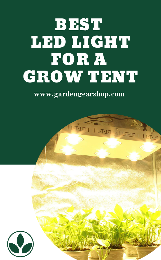 Best Led Grow Light For A 4X4 Tent Ratings And Reviews 400 x 300