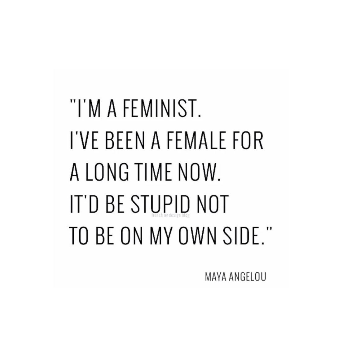 "Women's Rights Quotes To All ""Nonfeminist"" Females You Are A Disgrace To Women's"