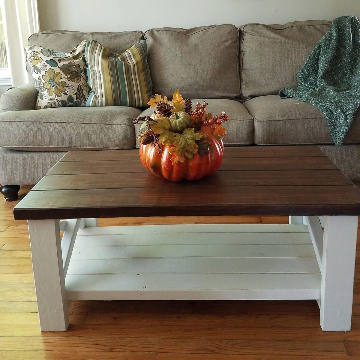 45 adorable farmhouse coffee table design ideas coffee
