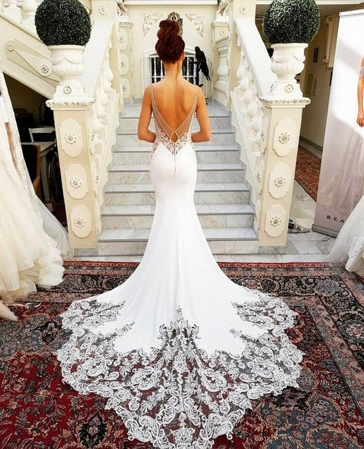 60 Not to Miss Bohemian Wedding Dresses | Hippie Boho Gypsy 8