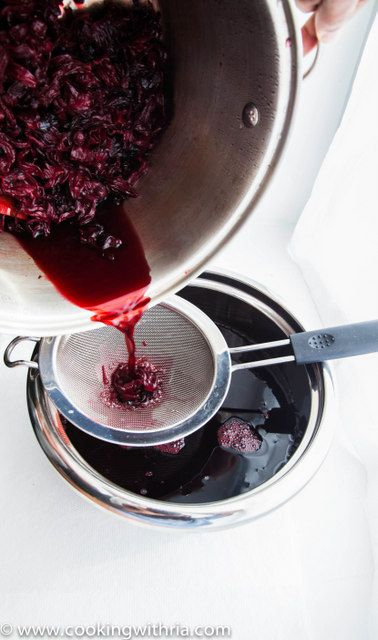 A Few Months Ago I Noticed Hibiscus Tea Being Sold At Whole Foods And Thought How Strange That Teas Are Sorrel Recipe Sorrel Recipe Jamaican Food And Thought