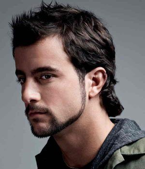 Modern Mullet Male Mullet Haircut Haircuts For Men Modern Mullet